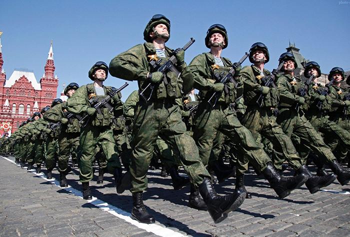 قدرتمندترین نیروهای نظامی جهان در سال ۲۰۳۰