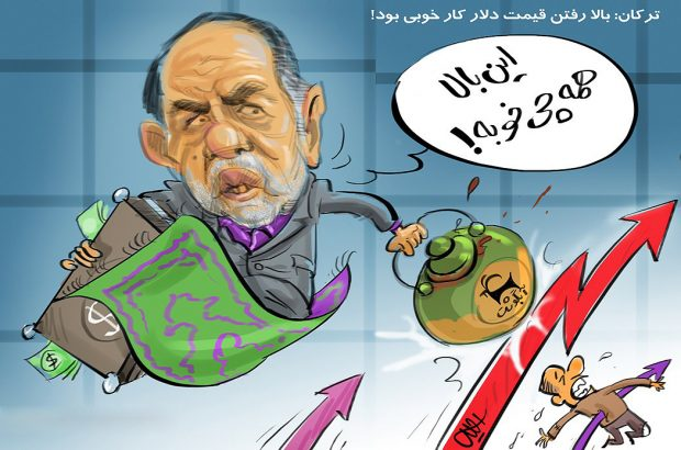 ترکان: بالا رفتن قیمت دلار کار خوبی بود!