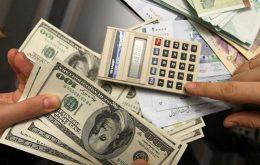 قیمت دلار آزاد ارزانتر از دلار بانکی