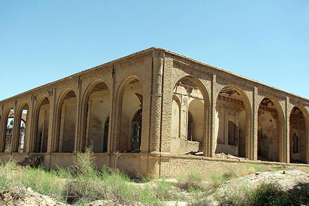عمارت صدرزاده موزه سنگ میشود