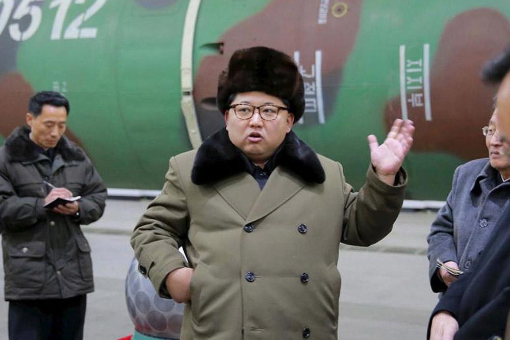 نقل قول هسته ای رئیس جمهور چین از کیم جون اون