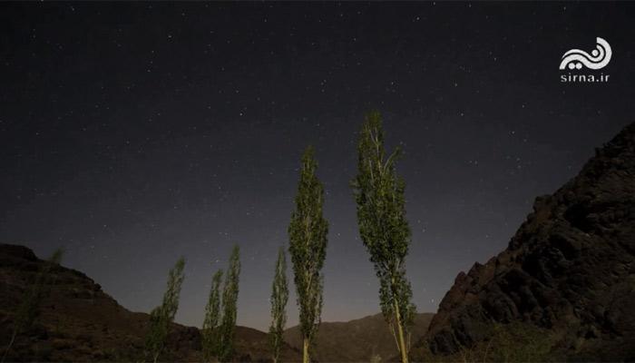 تایم لپس قله هزار، دره راگه رفسنجان، کفه نمک سیرجان و کلوتهای شهداد