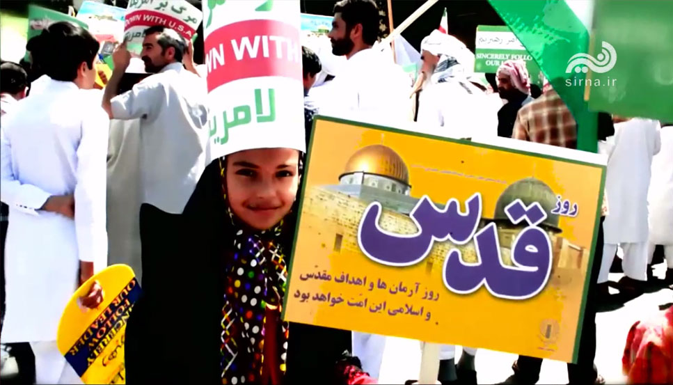 راهپیمایی روز جهانی قدس در سیرجان