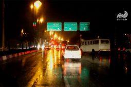 بارندگی پنج روزه سیرجان به اوج خود رسید/شدت بارش در شب پایانی بارندگی