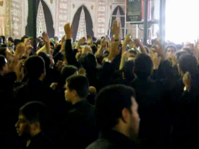 مراسم عزاداری ظهر عاشورا (۹۲) در سیرجان