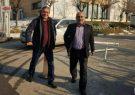 جلسه شبانه برانکو و گرشاسبی در ابوظبی