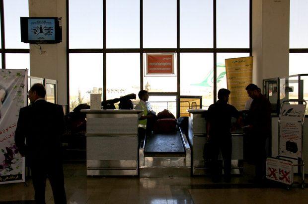 توضیح فرودگاه سیرجان در مورد گلایه سپاهان