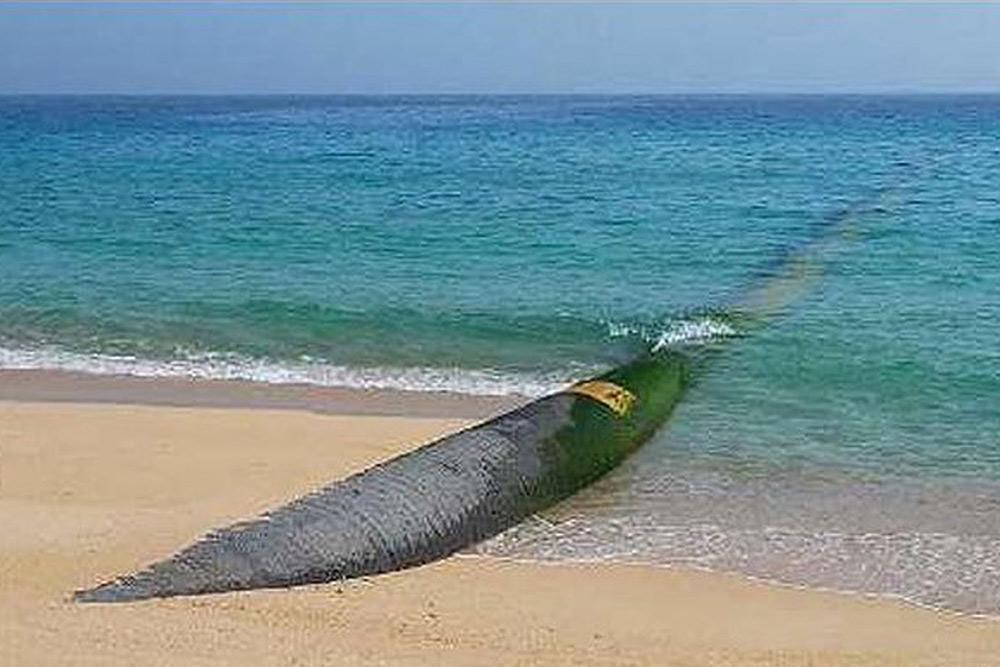 بهرهبرداری از خط انتقال آب  دریا به سیرجان در پاییز