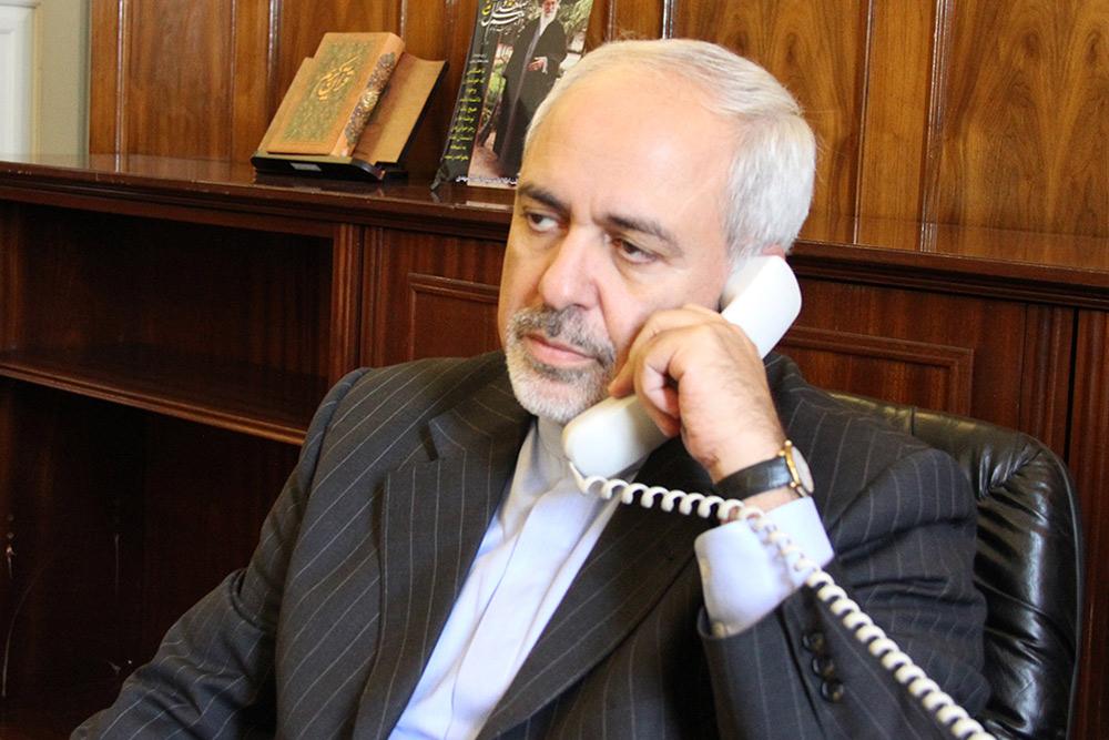 تماس وزرای خارجه انگلیس و فرانسه با ظریف
