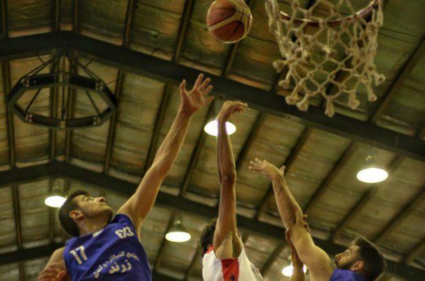 اردوی مشترک بسکتبالیستهای نونهال و نوجوان هرمزگان و سیرجان برگزار شد