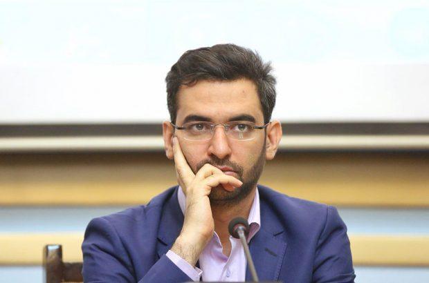 انتقادات تند وزیرارتباطات از یک پیام رسان داخلی