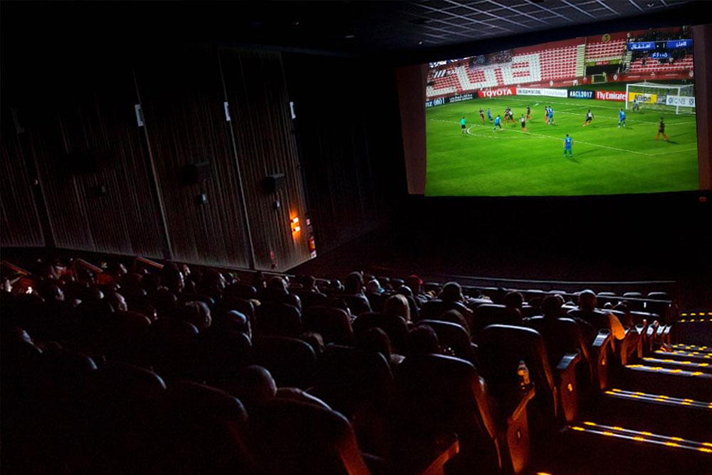 مصوب شدن پخش مسابقات جام جهانی فوتبال در سینما