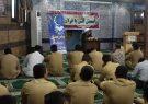 محفل انس با قرآن در ناوگان جنوب نداجا برپا شد