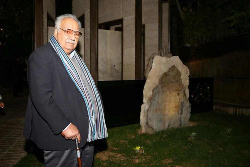 «ناصر ملک مطیعی» پیشکسوت سینمای ایران درگذشت