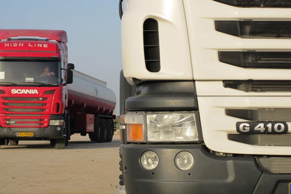 افزایش کرایه کامیون ها ابلاغ شد