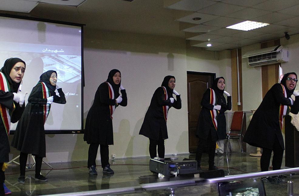 اشتباهی که مانع از اجرای گروه سرود ناشنوایان در مصلی تهران شد