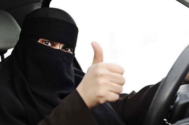 زنان عربستانی راننده شدند