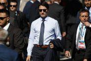 عینک آفتابی آقای نخست وزیر دردسرساز شد!