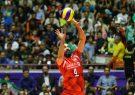 شکست والیبال ایران مقابل لهستان