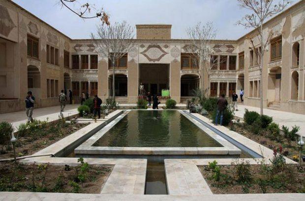 بارندگی به برخی از بناهای تاریخی کرمان خسارت وارد کرد