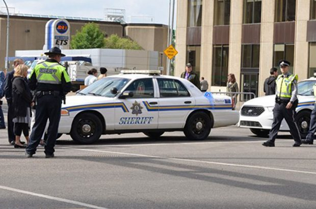 حمله مسلحانه به کلیسایی در کانادا