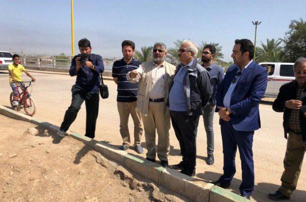 گلگهر ساخت سالن ورزشی حمیدیه خوزستان را متقبل شد
