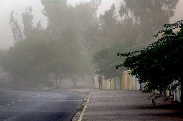 وزش باد شدید در ۱۰ استان طی سه روز آینده