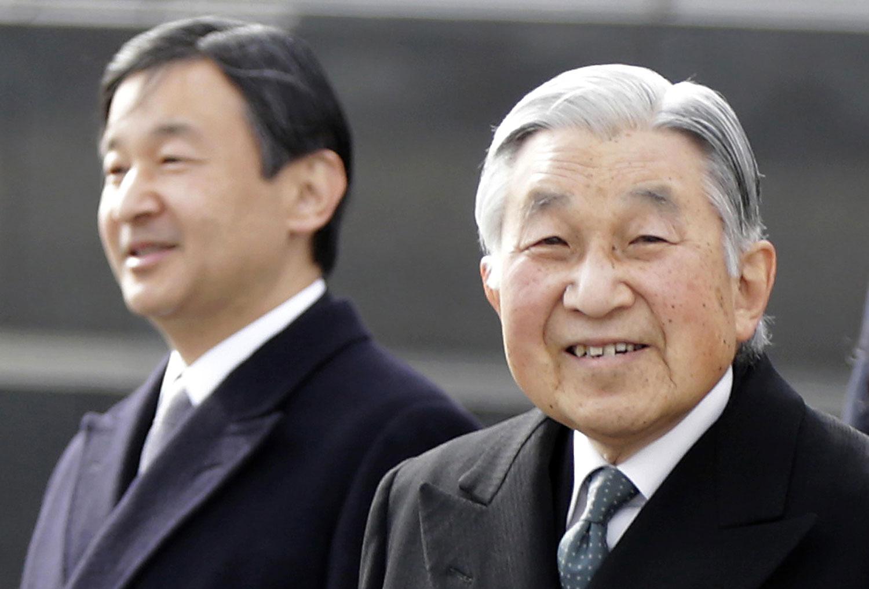 مراسم کنارهگیری امپراتور ژاپن امروز انجام میشود