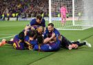 برد مقتدرانه بارسلونا مقابل لیورپول