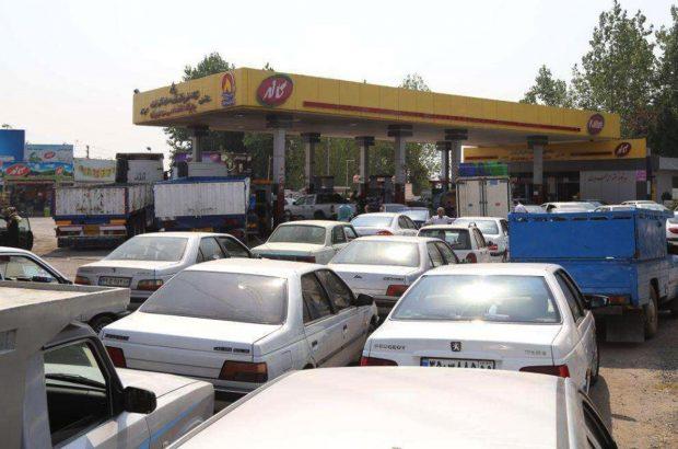 فعلا بنزین گران نمی شود