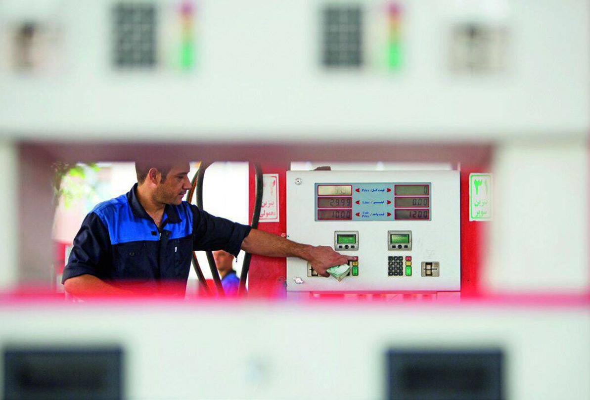 افزایش سقف ذخیره سهمیه بنزین در کارت های سوخت خودروهای شخصی