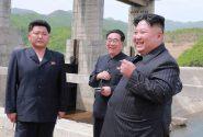 اتفاقی که چهره «کیم جونگ اون» را خندان کرد