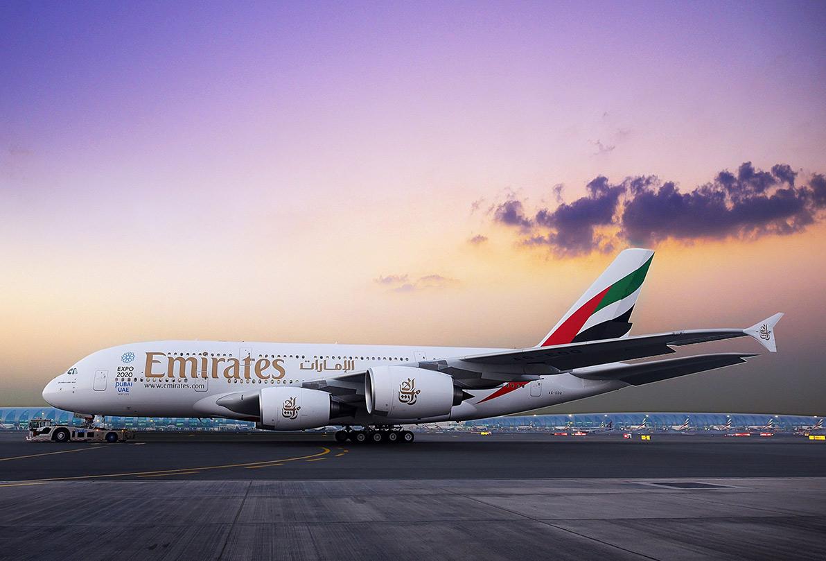 هواپیمایی امارات مسیرهای پروازی را تغییر میدهد