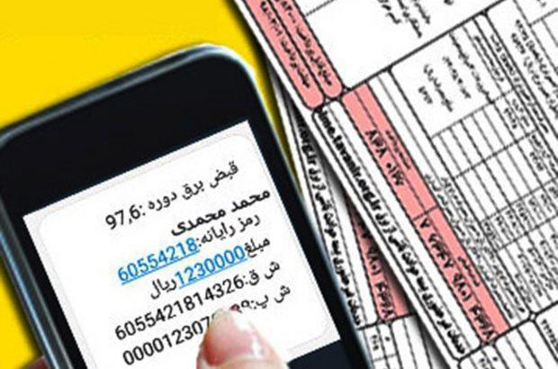 حذف قبوض کاغذی برق در کرمان با موفقیت در حال اجرا است
