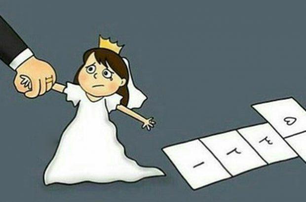 شرح کامل ماجرای ازدواج دخترک کم سن سیرجانی