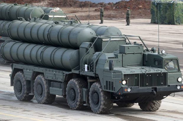 روسیه اس۴۰۰ را راهی ترکیه کرد