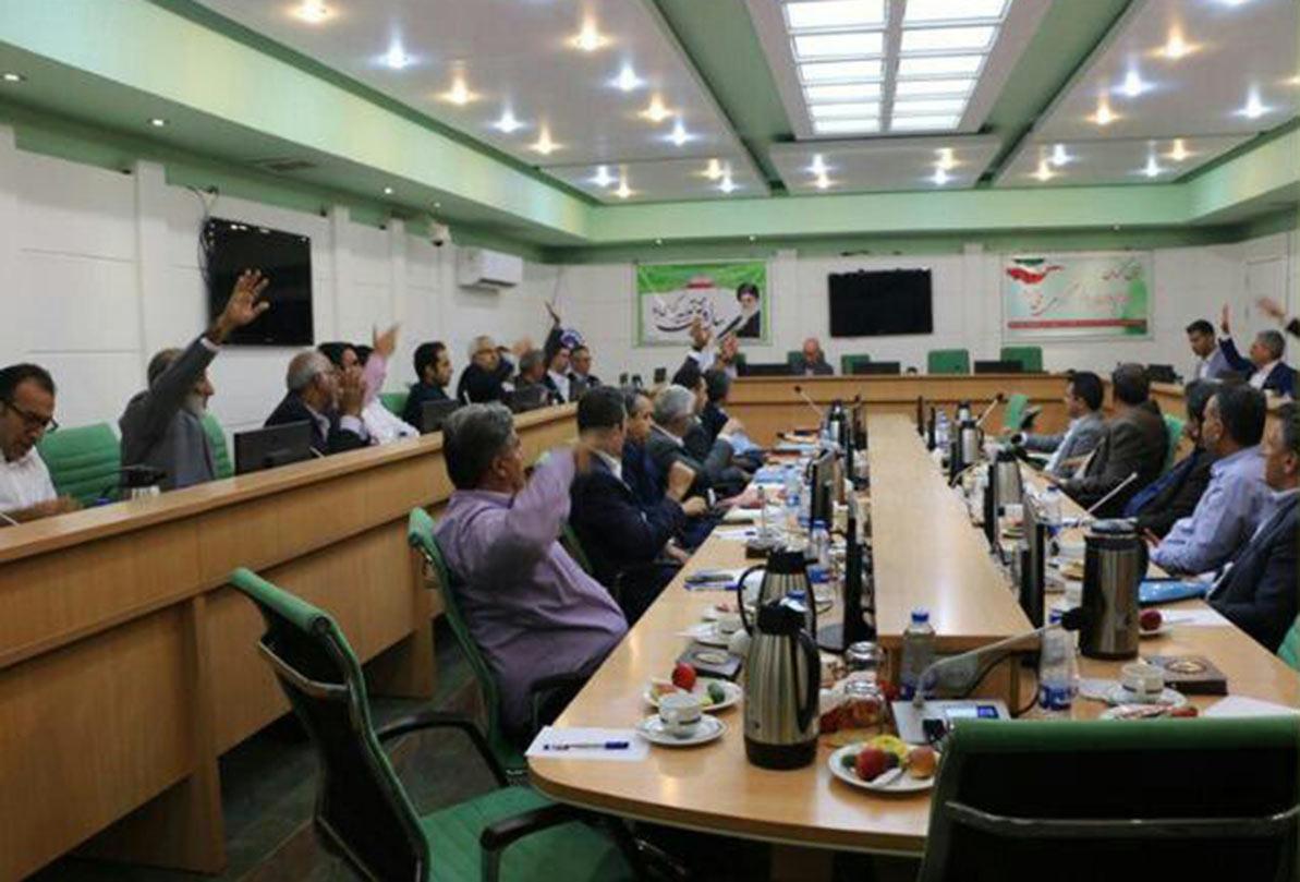 مدیر عامل شرکت سیرجان بنیاد عضو هیات امناء انجمن پسته ایران شد