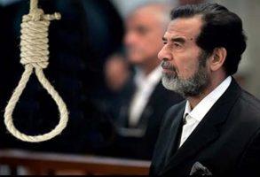 جسد صدام دزدیده شد