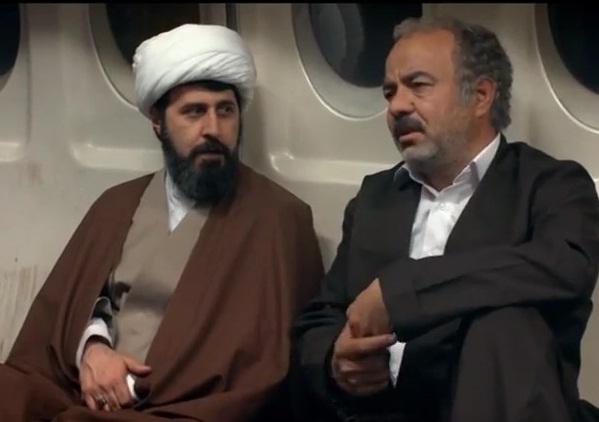 هومن حاجیعبداللهی از سریال «نون.خ ۲» حذف شد