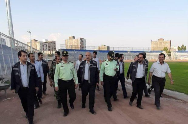 اولتیماتوم فتاحی، مسئولان را به ورزشگاه امام علی(ع) کشاند