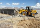 رفع تصرف بیش از ۳۲۲ هزار متر مربع از اراضی دولتی سیرجان
