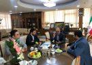 تاکید مدیرعامل گلگهر بر حمایت از کشتی در دیدار با علیرضا دبیر