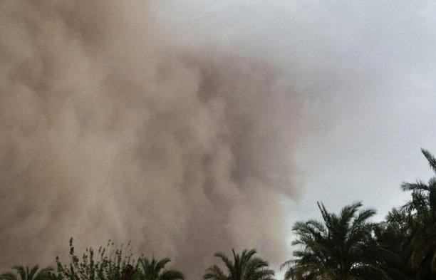 طوفان در راه کرمان/ ریزگردها میهمان شرق کشور می شود