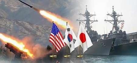 نشست آمریکا، کره جنوبی و ژاپن درباره کره شمالی