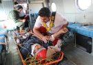 ۷ ساعت تلاش برای نجات جان ۲ کوهنورد در سیرجان
