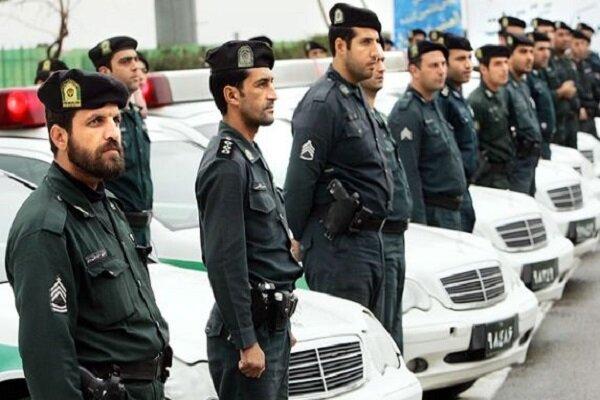 نیروی انتظامی کرمان در مقطع درجه داری نیرو جذب می کند