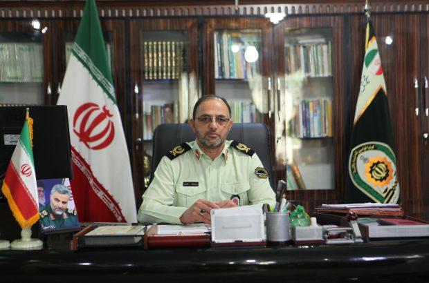 کشف ۱۰۶ تن مواد مخدر در کرمان طی یک سال گذشته