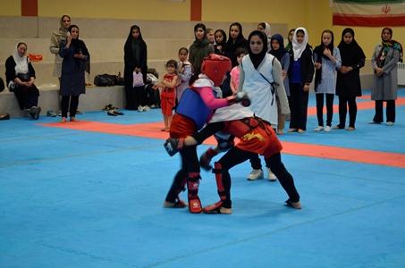 سیرجان به مقام سومی رقابتهای ووشو قهرمانی استان دست یافت