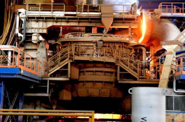 آغاز به کار کارخانه ذوب و فولادسازی جهان فولاد سیرجان