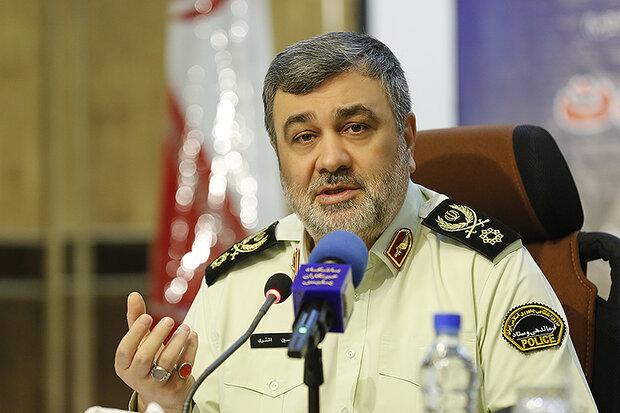 فرمانده ناجا: پراید اصلاح نشود پلاک نمیدهیم
